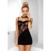 Миниплатье и Трусики Avanua Tiffany black,  черные L/XL